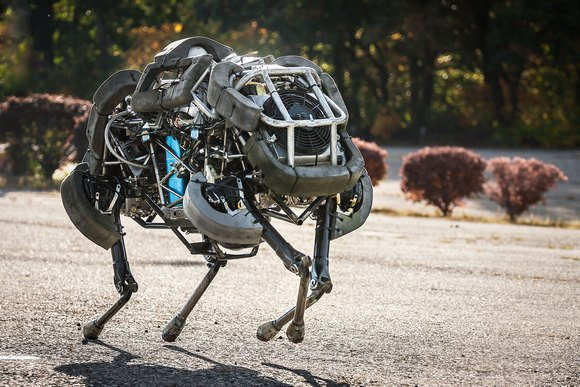 Google �������� ���������� �� Boston Dynamics
