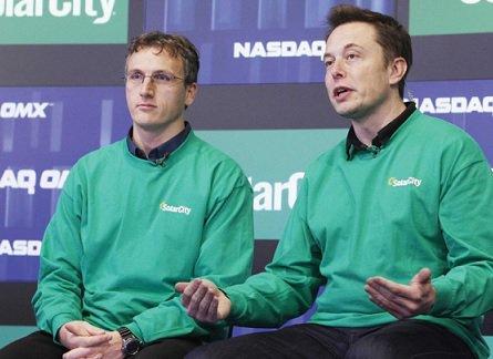 Tesla нехватает денежных средств напокупку SolarCity