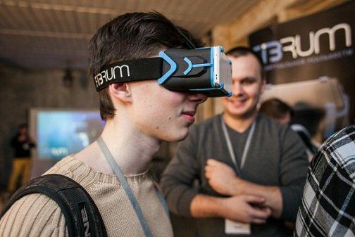 Русские VR-шлемы Fibrum будут реализовываться вСША иЕвропе