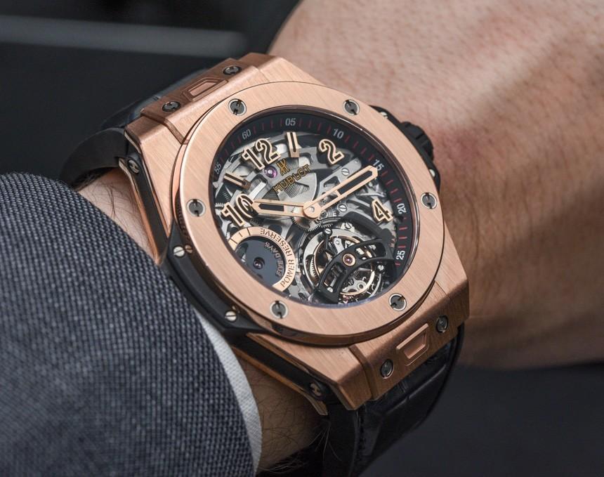 d58385d32afa Hublot – лучшие часы в своей категории