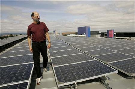 До конца следующего года все ЦОДы Google будут переведены на использование зеленой энергии