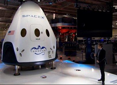 SpaceX перенесла дату запуска собственной первой экспедиции наМарс