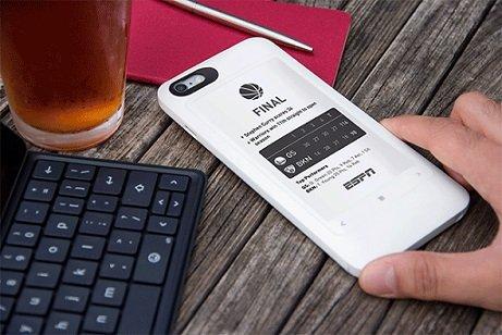 Проект Popslate посозданию чехла для iPhone сe-ink-дисплеем закрыт