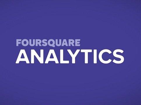 Foursquare запускает платформу для анализа посещаемости офлайновых магазинов