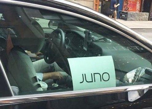 Gett рассматривает возможность приобретения транспортного сервиса Juno
