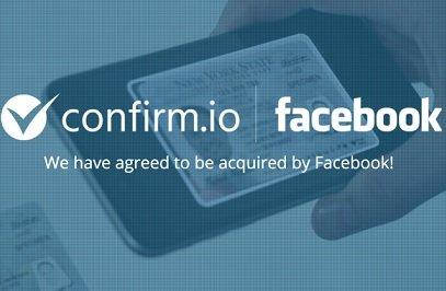 Всоцсеть попаспорту: социальная сеть Facebook купил стартап, удаленно удостоверяющий личность