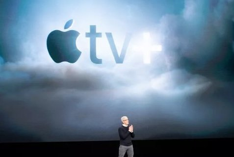 Стоимость подписки на Apple TV+ в РФ будет составлять 199 руб.