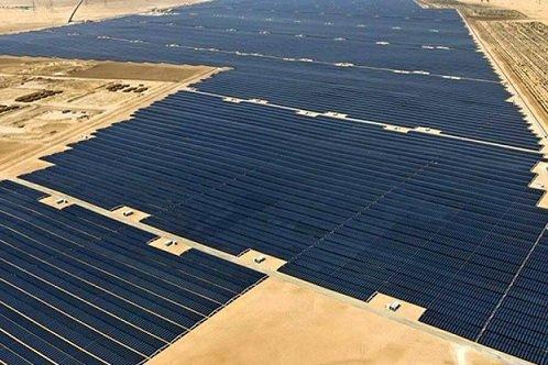 В ОАЭ построят мощнейшую солнечную ферму на планете