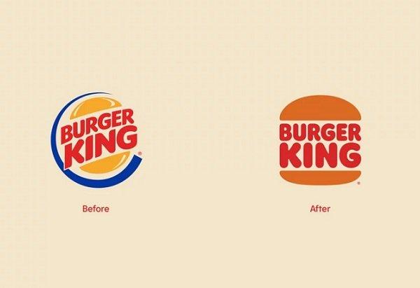 Burger King анонсировал изменение визуального стиля и логотипа