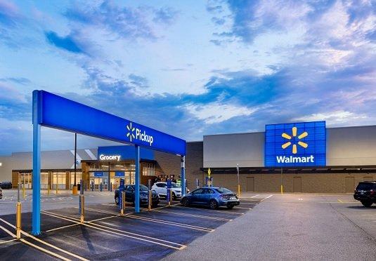 Часть магазинов Walmart в США перепрофилируют в дарксторы