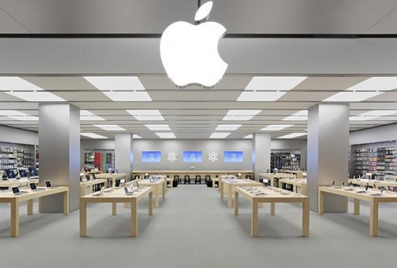 Apple впервые в истории заработала за квартал более 100 млрд USD