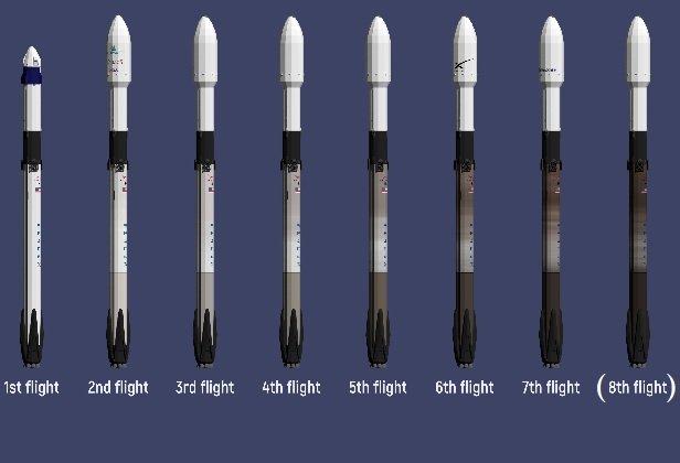 Завтра SpaceX попытается побить свой мировой рекорд