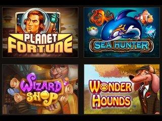 Во что играют посетители казино 1xGames?