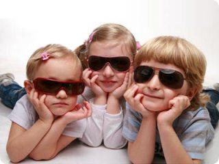 Какими бывают детские очки?