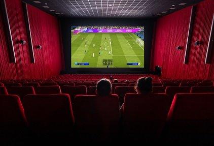 Южнокорейская киносеть CGV начала предлагать кинозалы в аренду геймерам