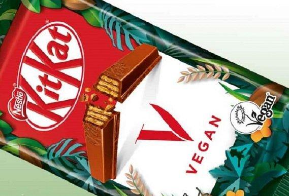 В ассортиментной линейке Nestle появится веганский шоколад