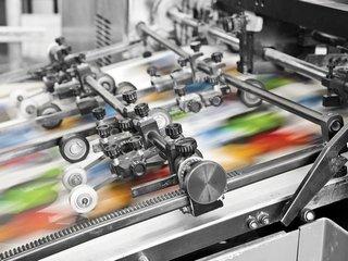 Современные технологии печати журналов