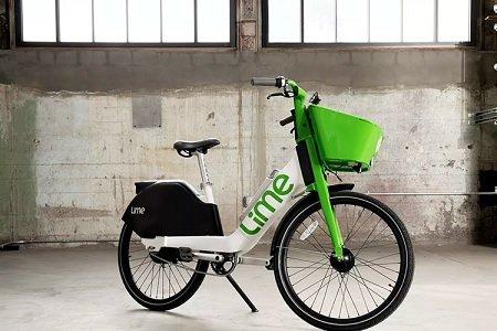 Lime разработал новый электрический велосипед