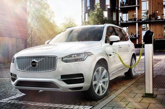 В 2030 году компания Volvo прекратит сборку автомобилей с ДВС