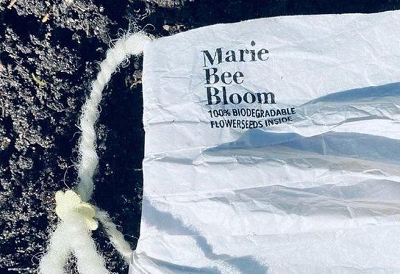 Нидерландский дизайнер представил биоразлагаемую маску