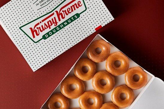Krispy Kreme предложила бесплатные пончики вакцинировавшимся посетителям