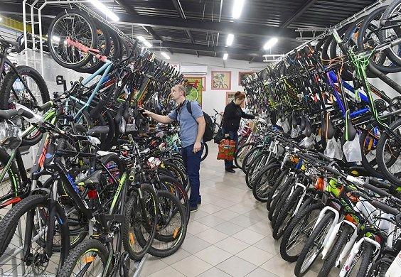 Стоимость велосипедов в России может вырасти на 10-35%