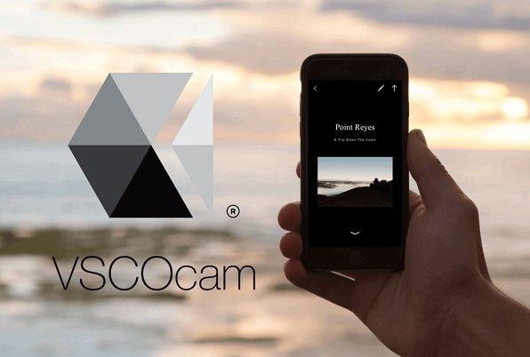Pinterest ведет переговоры о приобретении приложения VSCO