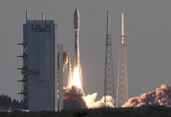 Amazon договорился с ULA о запуске девяти ракет со спутниками Kuiper
