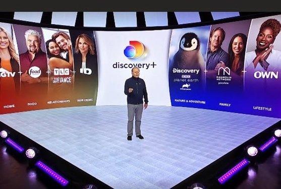 Стоимость акций Discovery увеличилась на 18% на фоне новости об объединении с WarnerMedia