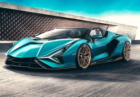 К 2030 году в модельном ряду Lamborghini появятся электрокары