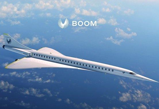 United Airlines разместила заказ на покупку 15 сверхзвуковых самолетов