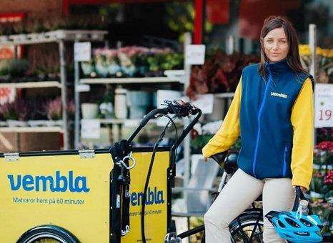 Сервис доставки из Швеции привлек 1,3 млн EUR от топ-менеджера «Яндекс.Еды»