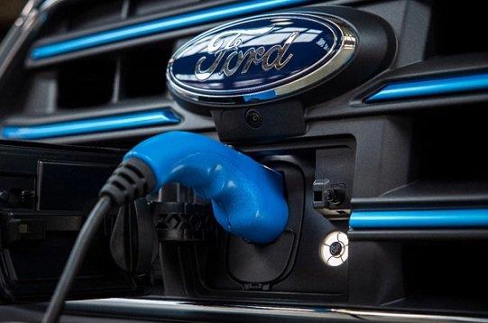 Ford приобрел разработчика софта для оптимизации процесса зарядки электрокаров