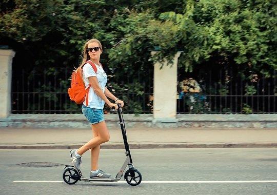 Спрос на электрические самокаты в России увеличился в шесть раз