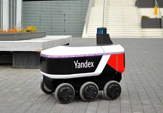 «Яндекс.Роверы» добрались до Ленобласти