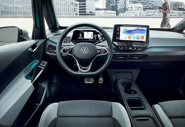 Электромобили Volkswagen будут обновляться по воздуху каждый квартал