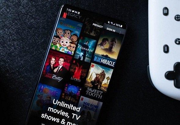 Абонентам Netflix станут доступны видеоигры
