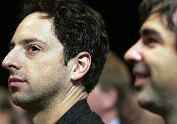 Основатели Google начали избавляться от акций Alphabet
