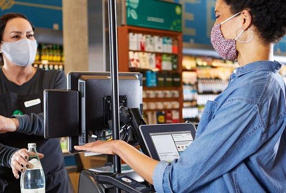 Посетители офлайн-магазинов смогут получить от Amazon по 10 USD за отпечаток ладони
