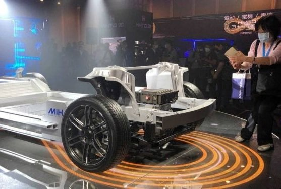 Купленный у Macronix завод будет переделан Foxconn под производство автомобильных чипов