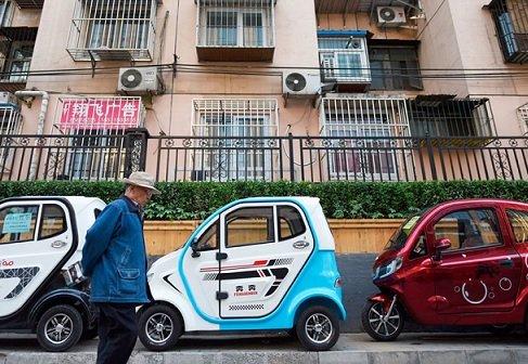 Дефицит чипов затронул китайских автопроизводителей меньше всего
