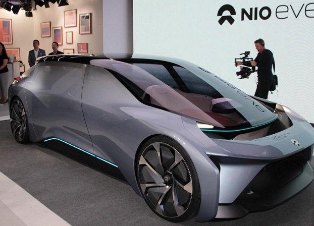 Дефицит чипов вынудил стартап Nio пересмотреть производственный прогноз