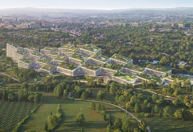 Farfetch построит в Португалии «зеленую» штаб-квартиру