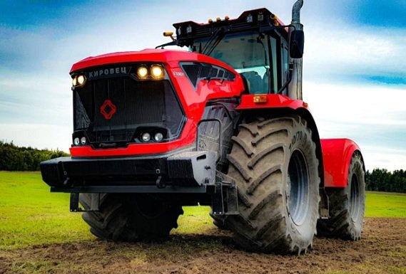 В Петербурге будет налажено производство роботизированных тракторов