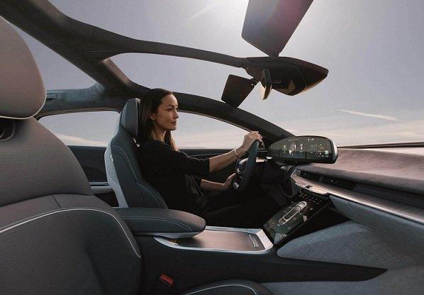 Lucid Motors первым в США запустил в серийное производство автомобиль с лидаром
